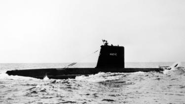 French Minerve submarine found after 51 years