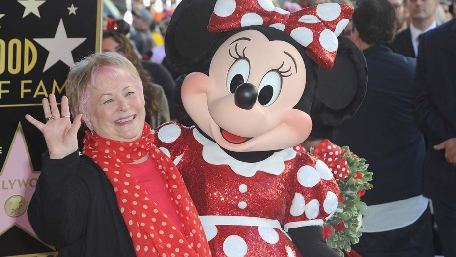 Russi Taylor Aged 75 who voiced for Minnie Mouse and Sympsons passed away