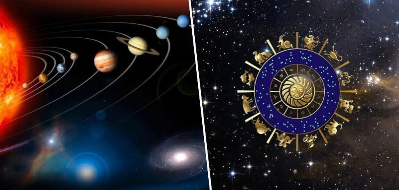 How astrology and astronomy two different things