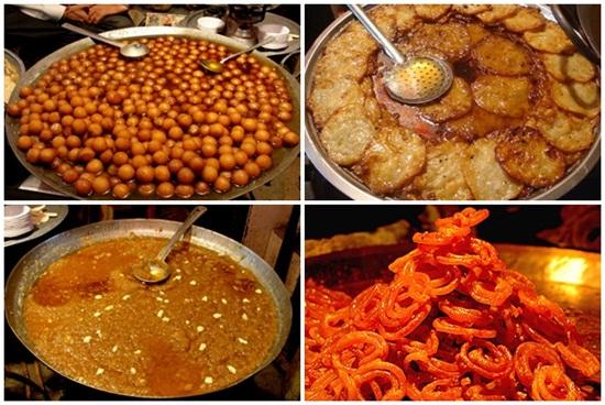 Indore's Food Menu