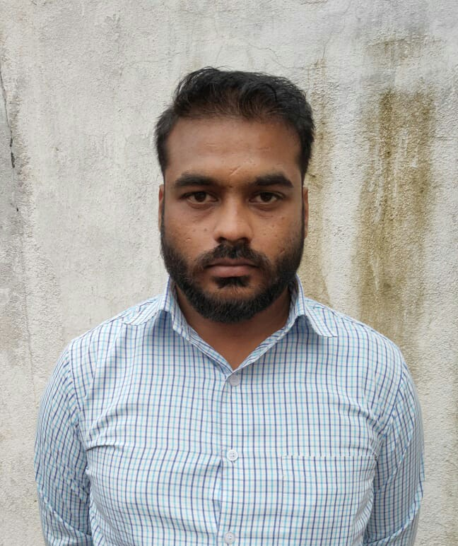 Cyber Cell arrests a person for blackmailing a girl by sending her vulgar photos on WhatsApp