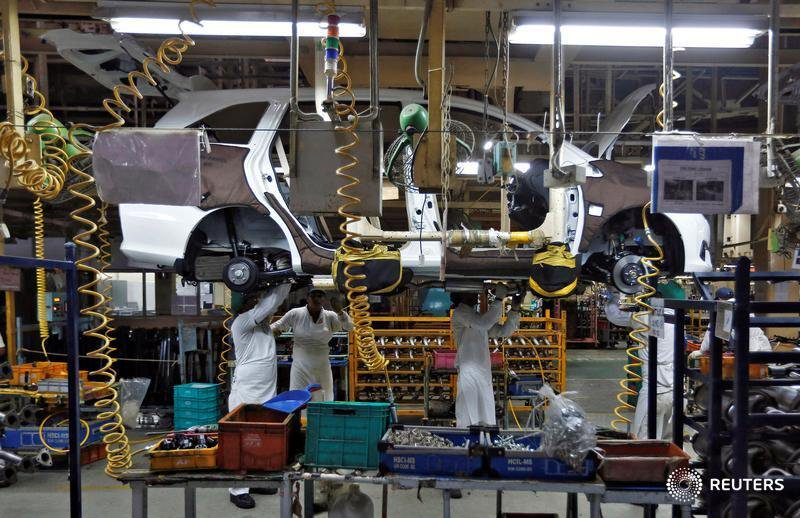 Recession hits the auto mobile industry in India