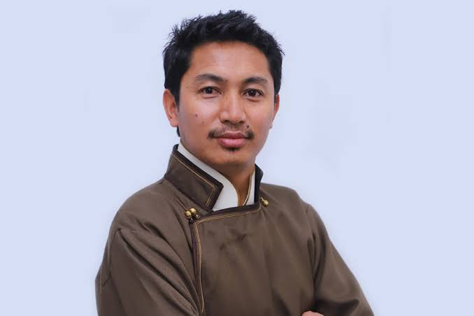 Jamyang Tsering Namgyal- the new superstar politician on the Internet.