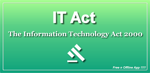 Overview OF The Information Technology Act, 2000