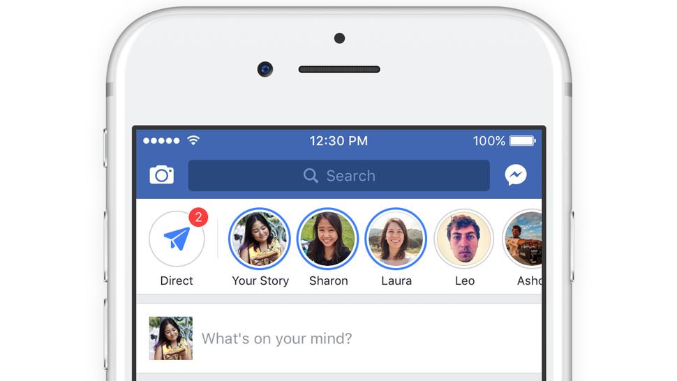 Crimes now happen through Facebook stories