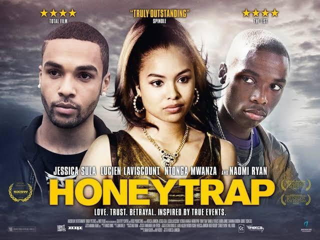 Honey trap cases in India.