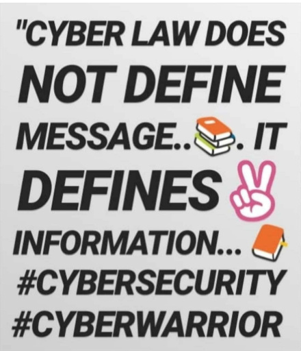 CYBER LAW : EVERYTHING YOU NEED TO KNOW