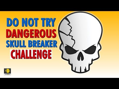 After the 'Blue Whale Challenge' comes another dangerous 'Skull Breaker Challenge'