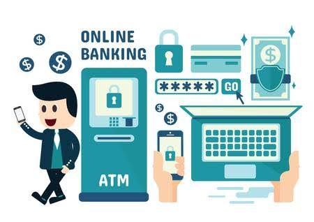 ATM AND NET BANKING FRAUDS